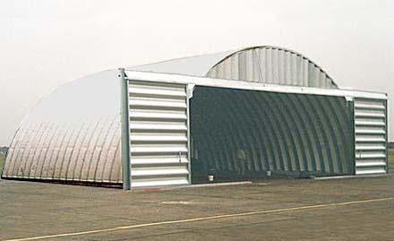 Hangar per agricoltura